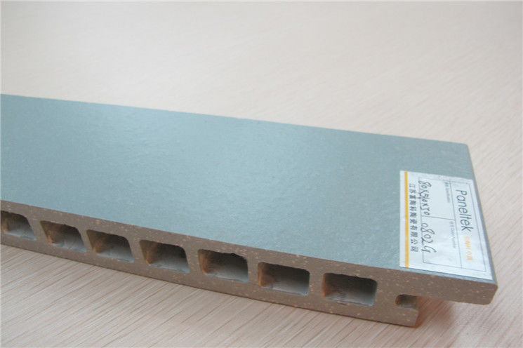 Terracotta Facade Exterior Insulated Wall Cladding Panels , Rainscreen Cladding Panels