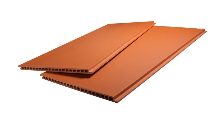 F30 Terracotta Panel Wall Facade With 30mm Thickness , Exterior Wall Cladding Material